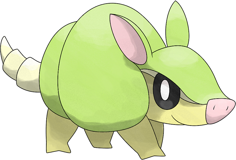 ID: 1073 Monster Dilloom www.monstermmorpg.com Better Than Pokemon