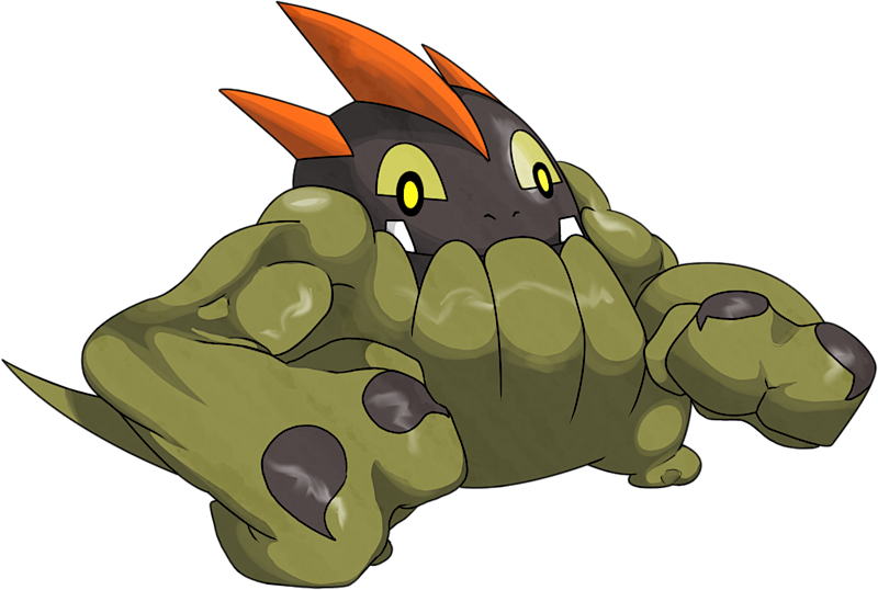 ID: 1152 Monster Muslaco www.monstermmorpg.com Better Than Pokemon