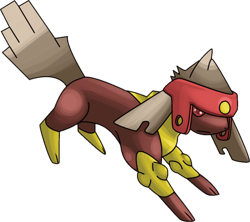 ID: 1164 Monster Faiteon www.monstermmorpg.com Better Than Pokemon