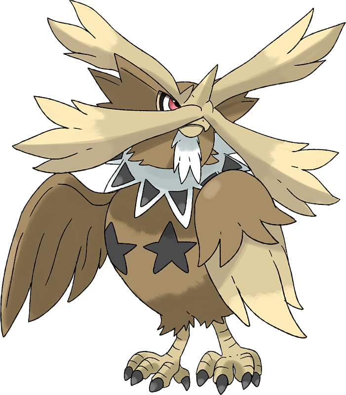 ID: 1195 Monster Paraowl www.monstermmorpg.com Better Than Pokemon
