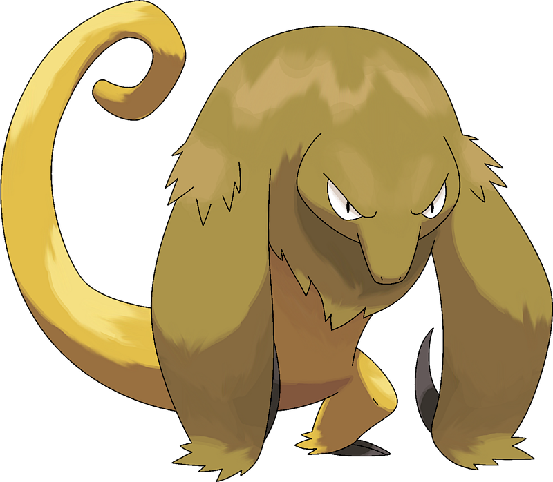 ID: 1208 Monster Arigant www.monstermmorpg.com Better Than Pokemon