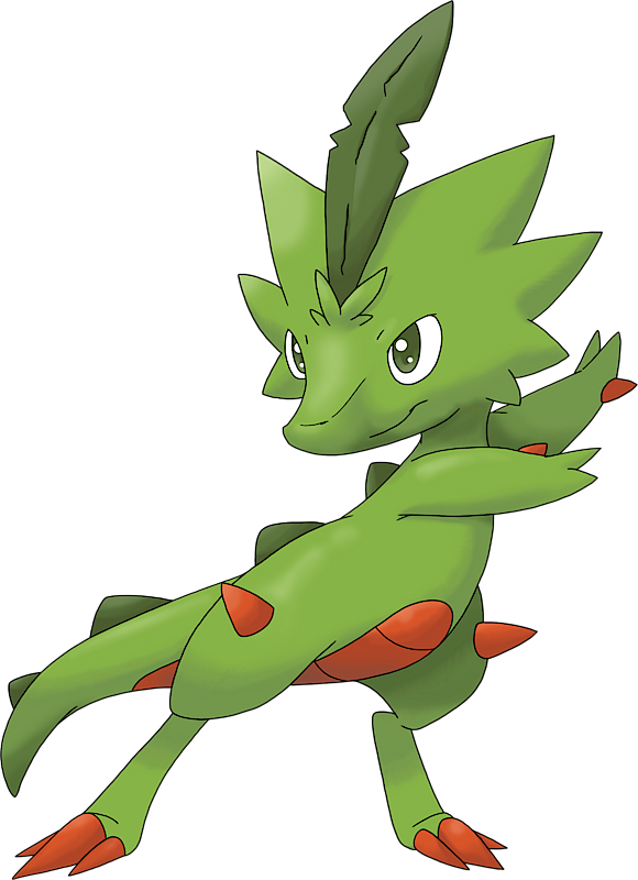 ID: 1246 Monster Leafraco www.monstermmorpg.com Better Than Pokemon