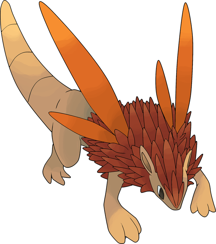 ID: 1356 Monster Sanadil www.monstermmorpg.com Better Than Pokemon