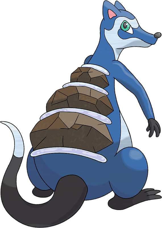 ID: 1412 Monster Rippok www.monstermmorpg.com Better Than Pokemon