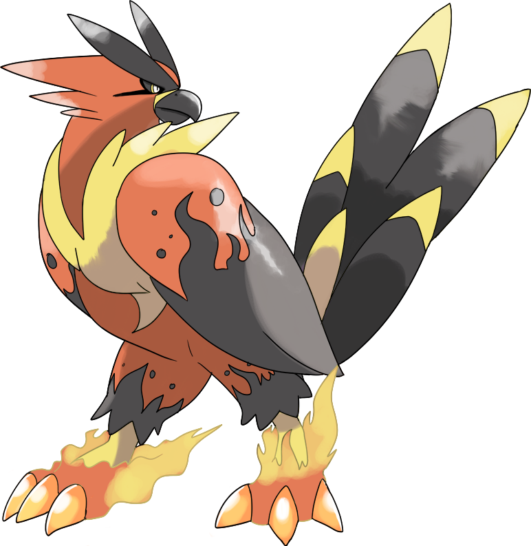 ID: 1510 Monster Falcoflame www.monstermmorpg.com Better Than Pokemon