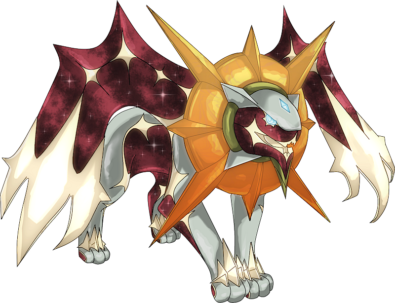 ID: 1525 Monster Solgaleon www.monstermmorpg.com Better Than Pokemon