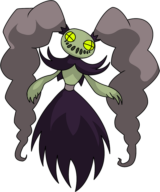 ID: 1576 Monster Loligeist www.monstermmorpg.com Better Than Pokemon