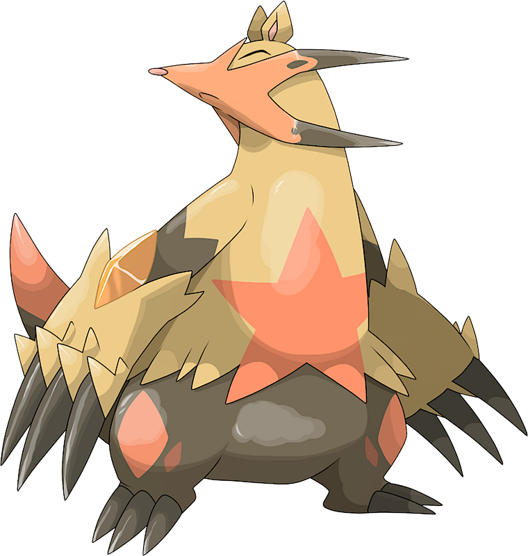 ID: 1604 Monster Seismole www.monstermmorpg.com Better Than Pokemon