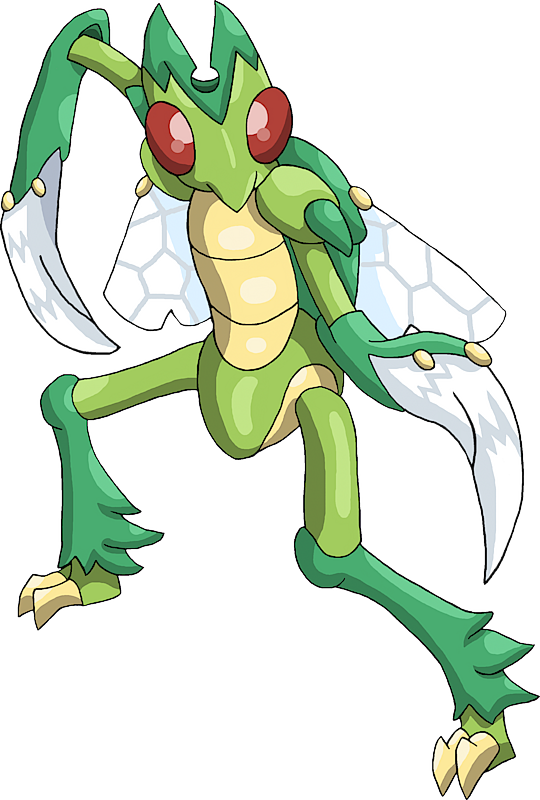 ID: 1611 Monster Mantyrant www.monstermmorpg.com Better Than Pokemon
