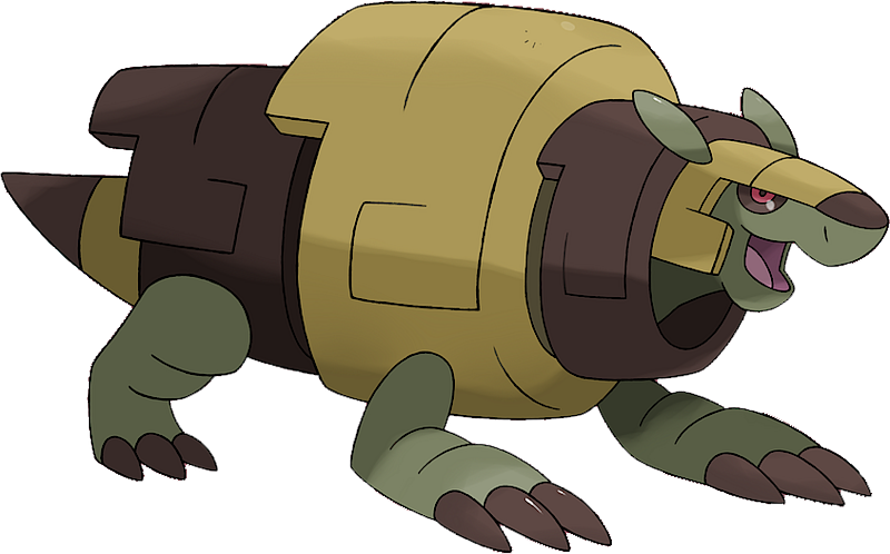 ID: 1618 Monster Flintigger www.monstermmorpg.com Better Than Pokemon