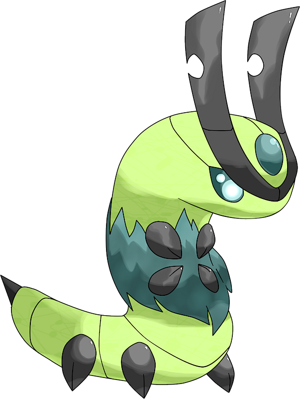 ID: 1802 Monster Insektrawl www.monstermmorpg.com Better Than Pokemon