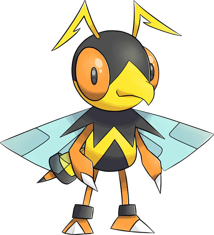 ID: 181 Monster Bumblelley www.monstermmorpg.com Better Than Pokemon