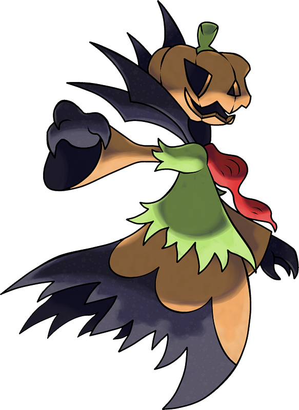 ID: 1871 Monster Pumpzard www.monstermmorpg.com Better Than Pokemon
