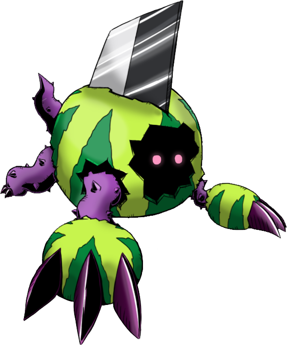 ID: 2039 Monster Melmon www.monstermmorpg.com Better Than Pokemon