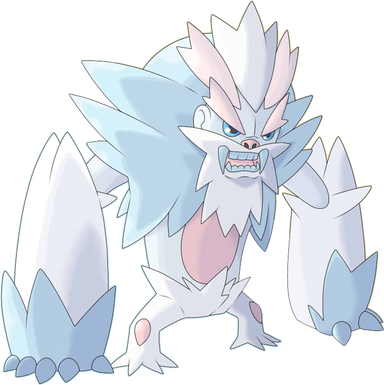 ID: 2077 Monster Enormousquatch www.monstermmorpg.com Better Than Pokemon