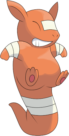 ID: 2080 Monster Kungroo www.monstermmorpg.com Better Than Pokemon