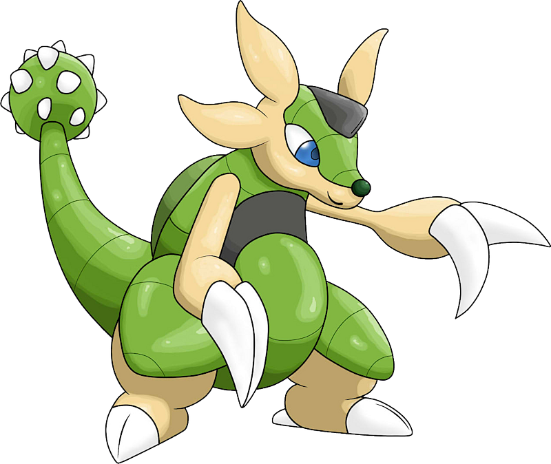 ID: 2162 Monster Arprodillo www.monstermmorpg.com Better Than Pokemon