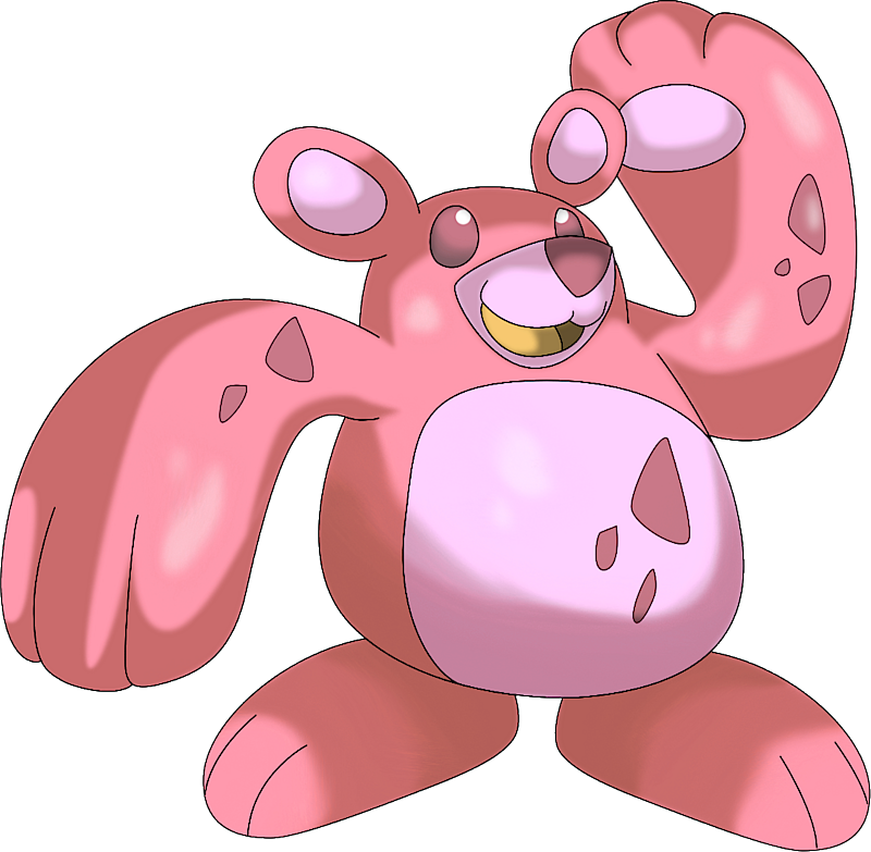 ID: 2214 Monster Gomobear www.monstermmorpg.com Better Than Pokemon