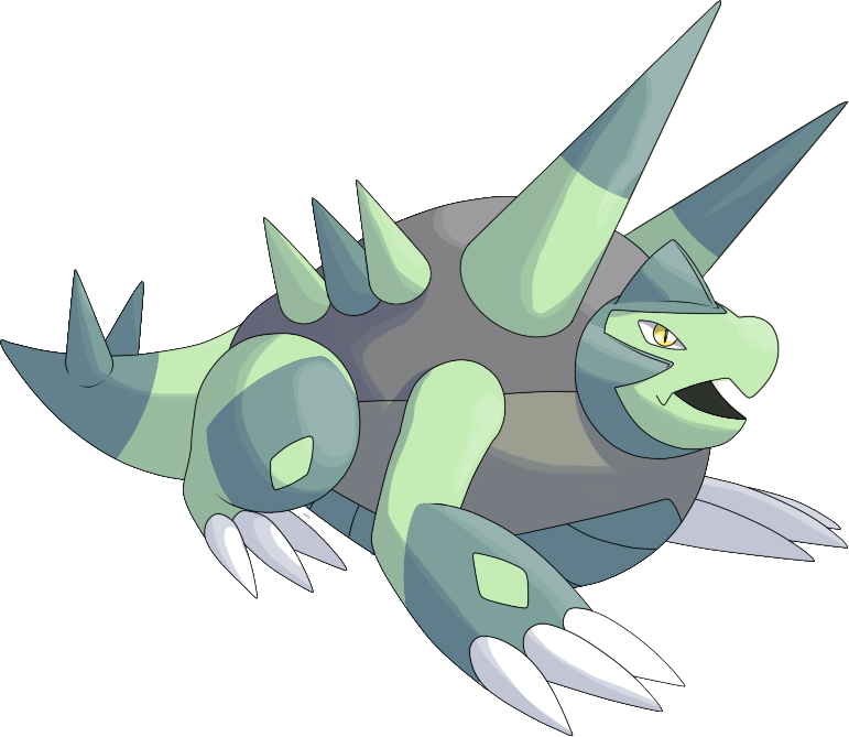 ID: 2265 Monster Meturtodon www.monstermmorpg.com Better Than Pokemon