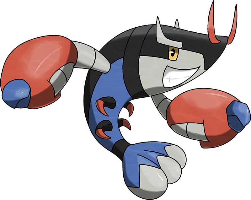 ID: 342 Monster Shrampion www.monstermmorpg.com Better Than Pokemon