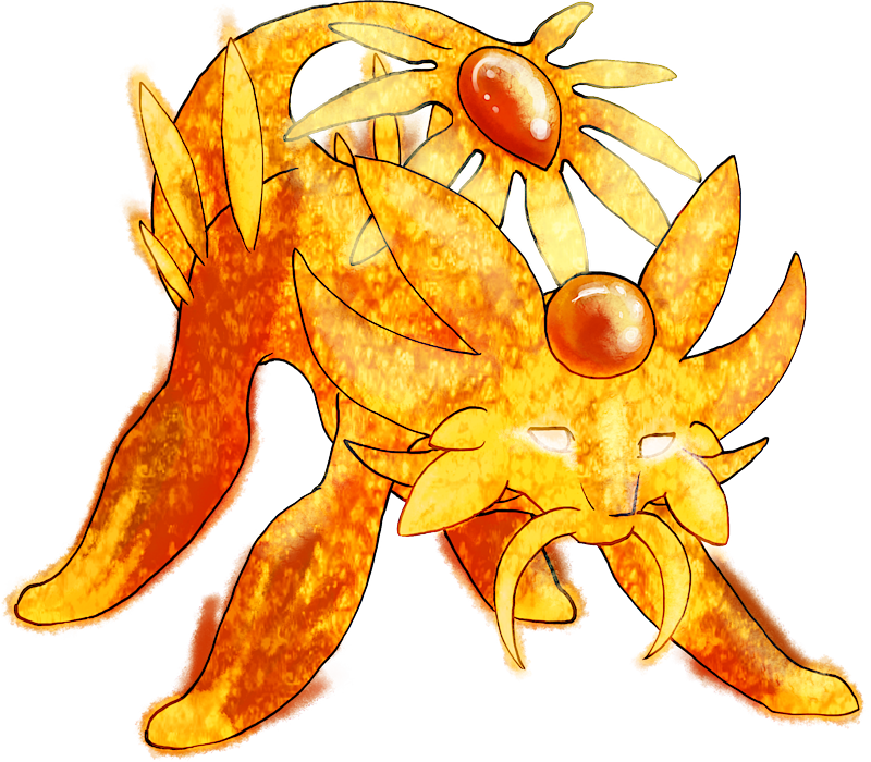ID: 368 Monster Solarikon www.monstermmorpg.com Better Than Pokemon