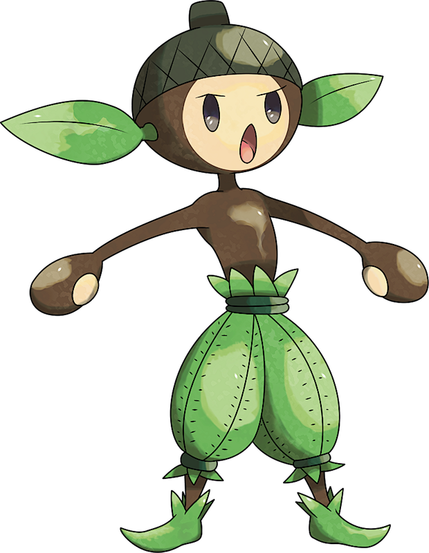 ID: 417 Monster Woodelf www.monstermmorpg.com Better Than Pokemon
