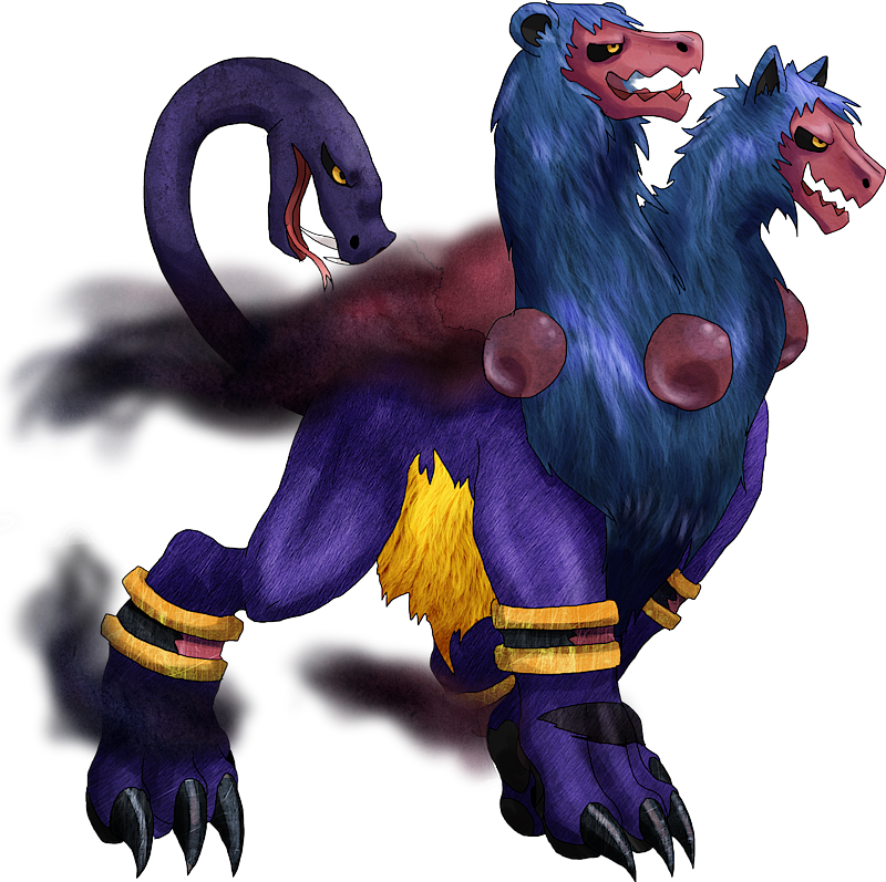 ID: 564 Monster Chimernue www.monstermmorpg.com Better Than Pokemon