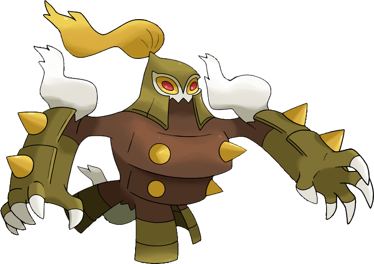 ID: 634 Monster Samorpse www.monstermmorpg.com Better Than Pokemon