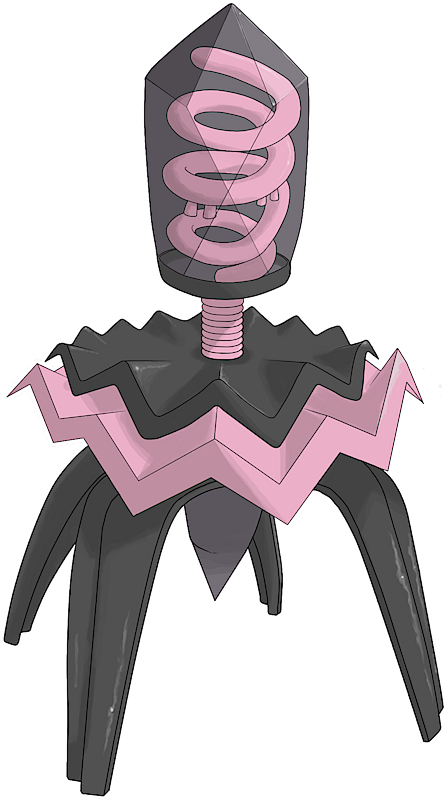 ID: 684 Monster Virule www.monstermmorpg.com Better Than Pokemon