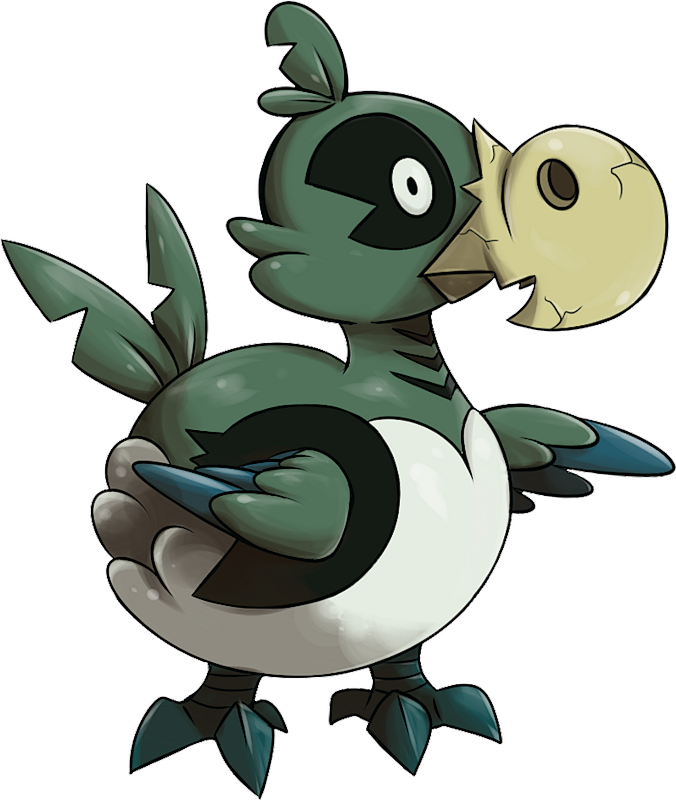 ID: 701 Monster Dodocile www.monstermmorpg.com Better Than Pokemon