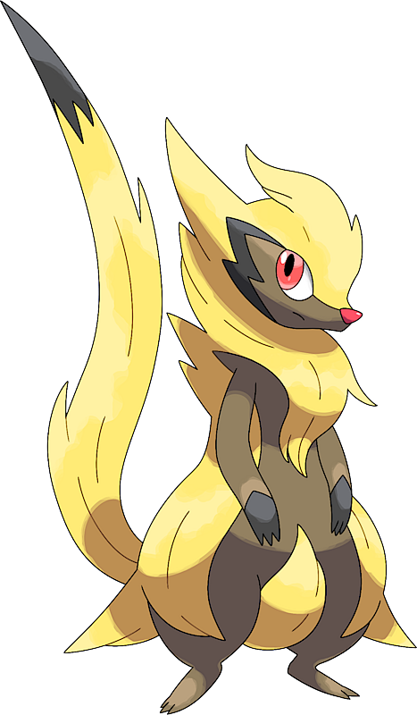 ID: 836 Monster Surinari www.monstermmorpg.com Better Than Pokemon