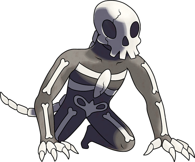 ID: 840 Monster Skelestume www.monstermmorpg.com Better Than Pokemon