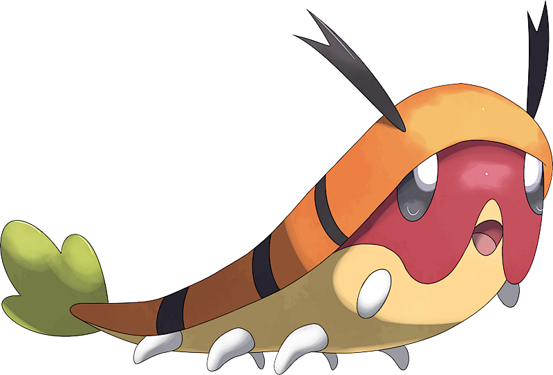 ID: 843 Monster Swifimp www.monstermmorpg.com Better Than Pokemon