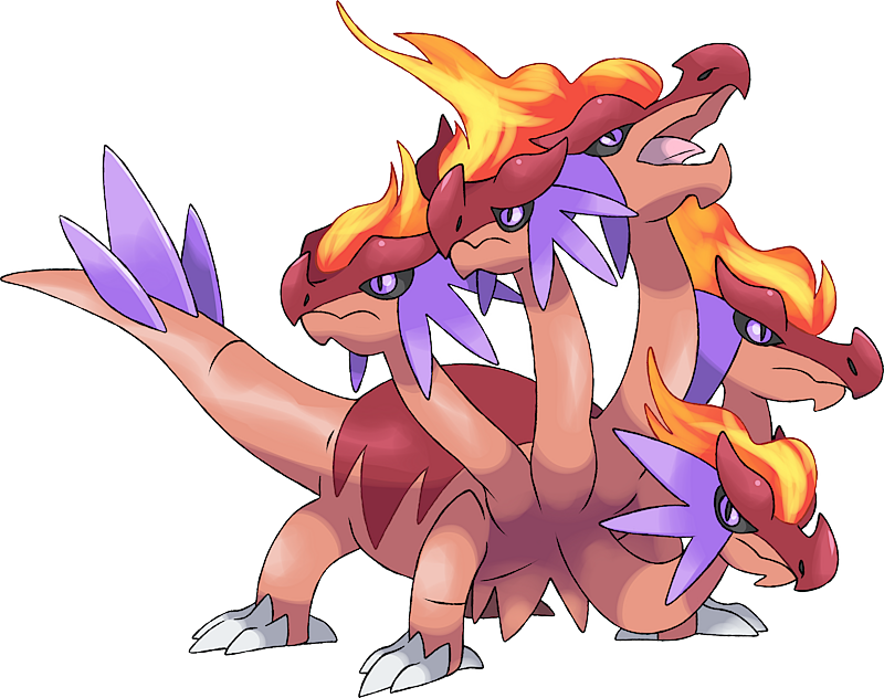 ID: 891 Monster Hydraspic www.monstermmorpg.com Better Than Pokemon