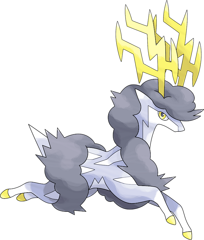 ID: 897 Monster Thundeer www.monstermmorpg.com Better Than Pokemon