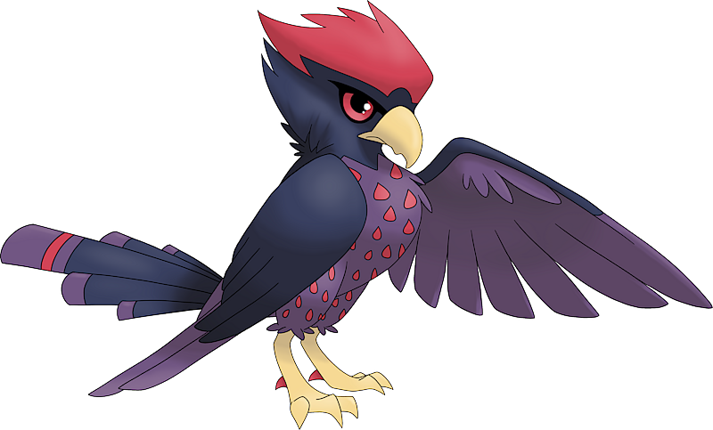 ID: 954 Monster Falco www.monstermmorpg.com Better Than Pokemon