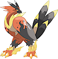 Monster Falcoflame