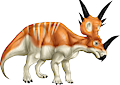 Monster Styracosaurus