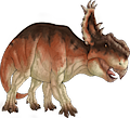 Monster Pachyrinosaurus