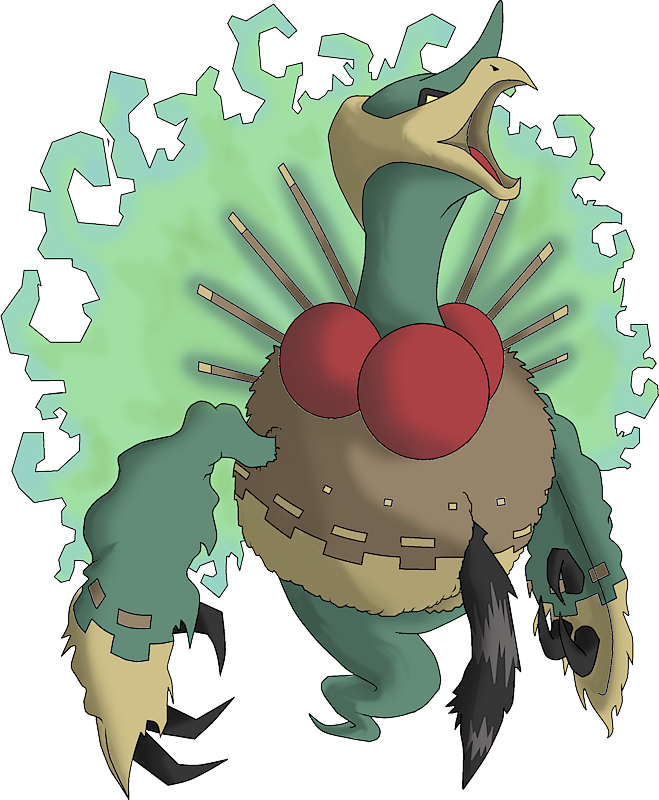 ID: 1052 Monster Poultrygeist www.monstermmorpg.com Better Than Pokemon
