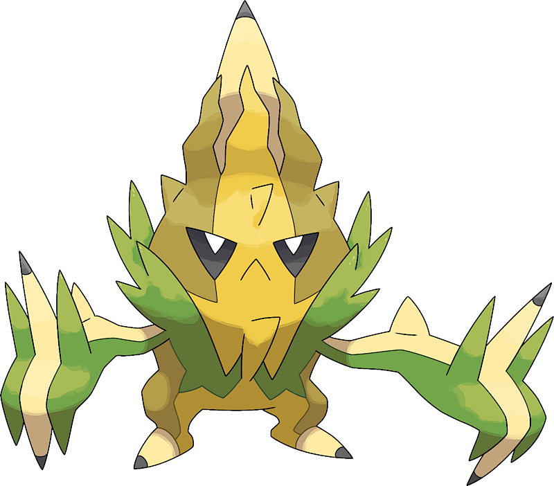 ID: 1274 Monster Gurarbor www.monstermmorpg.com Better Than Pokemon