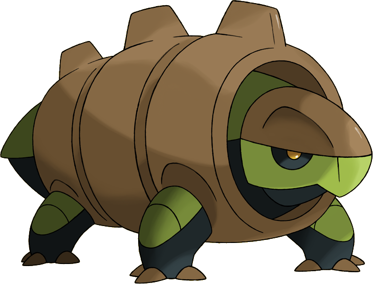 ID: 1380 Monster Ruggogron www.monstermmorpg.com Better Than Pokemon