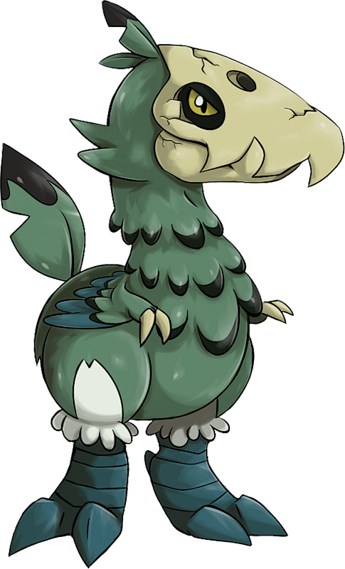 ID: 702 Monster Terrock www.monstermmorpg.com Better Than Pokemon